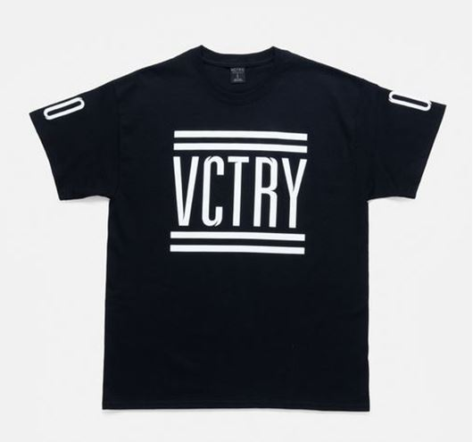 Picture of End Line Tee Black