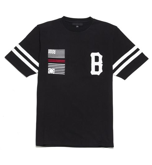Picture of Rebellious Tee Black