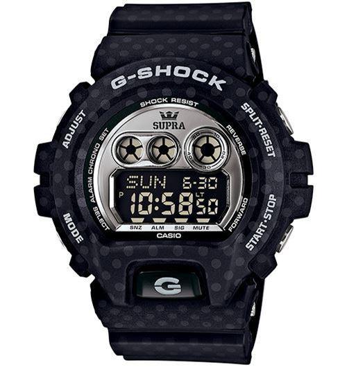 Picture of G-SHOCK x SUPRA Black