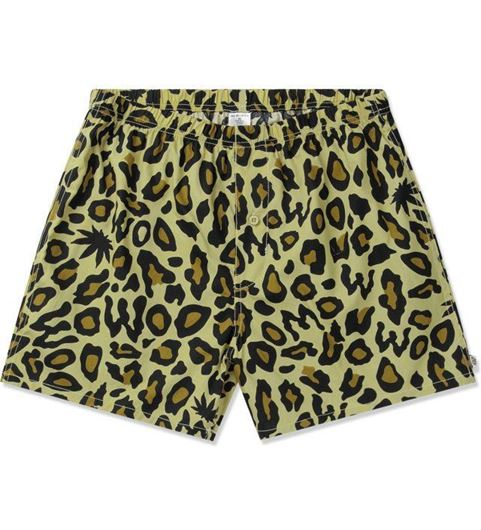 Picture of Domo Cheetah Boxers Tan