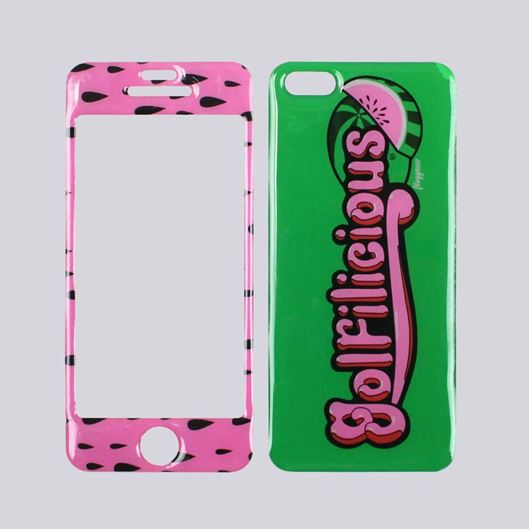Picture of  Golfilicious iPhone 5 Puff Skin Multi