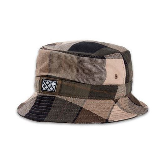 Picture of FLANNEL BUCKET Olive