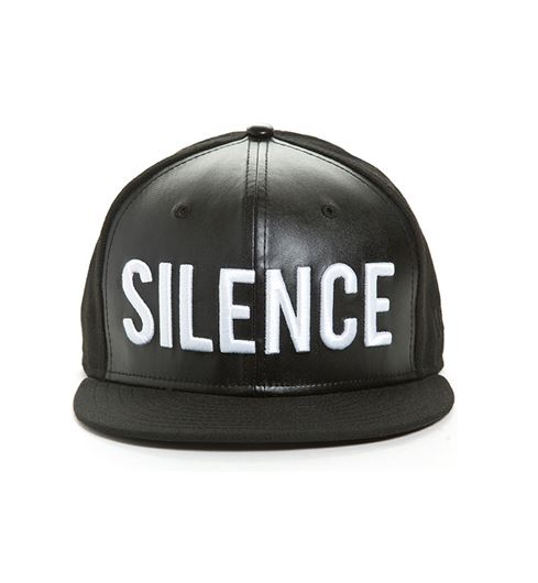 Picture of SILENCE SNAPBACK Black