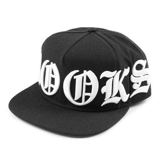 Picture of Bold Snapback Black