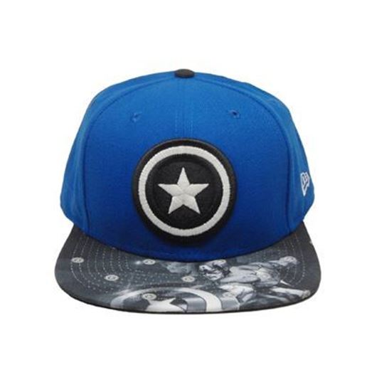 Picture of Viza Tonal Glow Snap Captain America