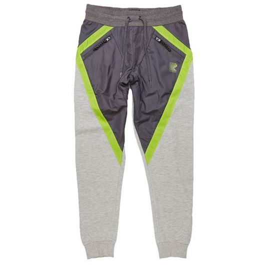Picture of FRAGMENT JOGGER Grey Heather