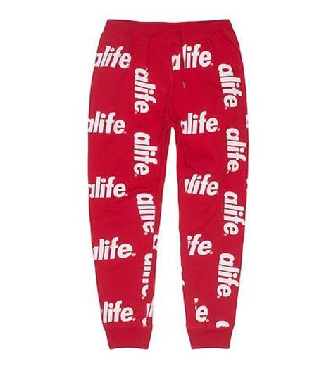 Picture of FORWARD LINES JOGGER Red
