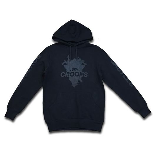 Picture of Crooks Sport Hoody Black