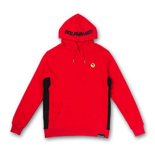 Picture of SPEED HOODIE Red