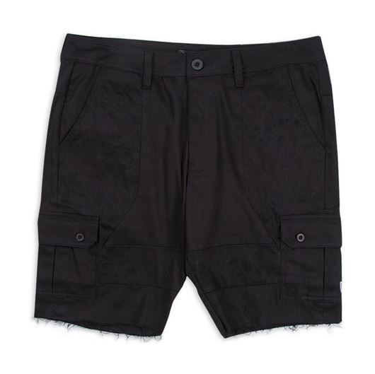 Picture of CROSS CARGO SHORT Black