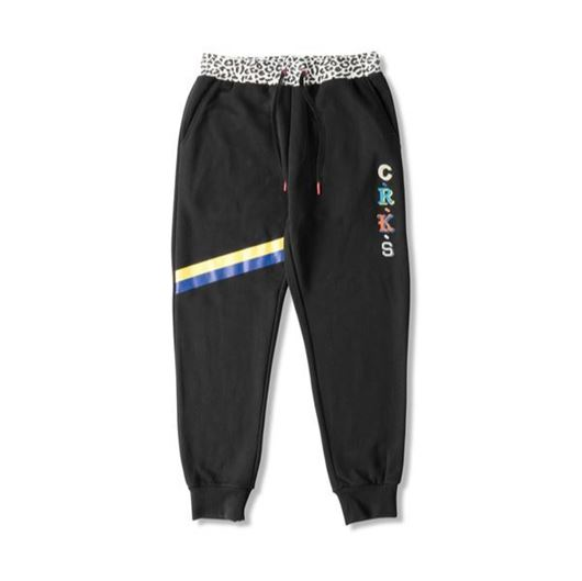 Picture of Maison Sweatpant Black