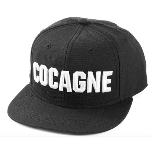 Picture of Cocagne Snapback Black