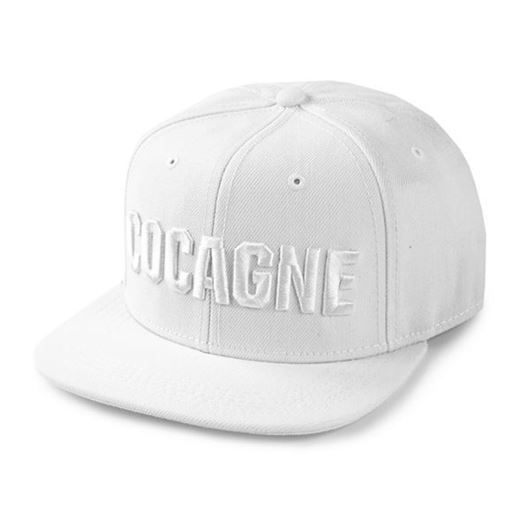 Picture of Cocagne Snapback White
