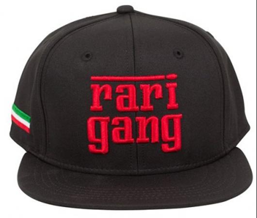 Picture of Rari Gang Snapback Black