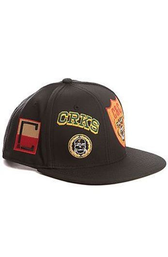 Picture of Badges Snapback Black
