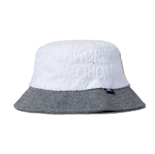 Picture of Stussy Terry Bucket Hat White