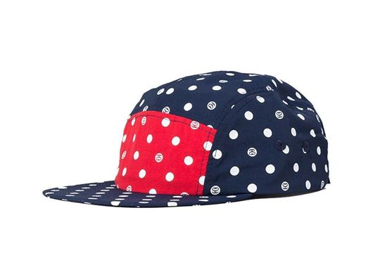 Picture of SS Dot Camp Cap Navy