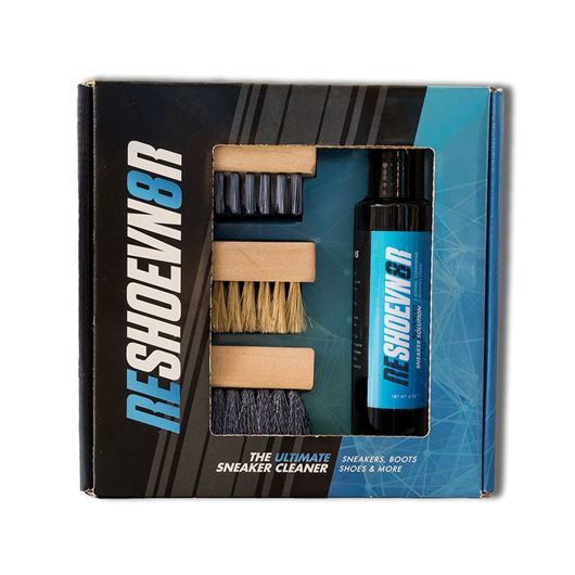Picture of Reshoevn8r 4oz. 3 brush shoe detailing kit