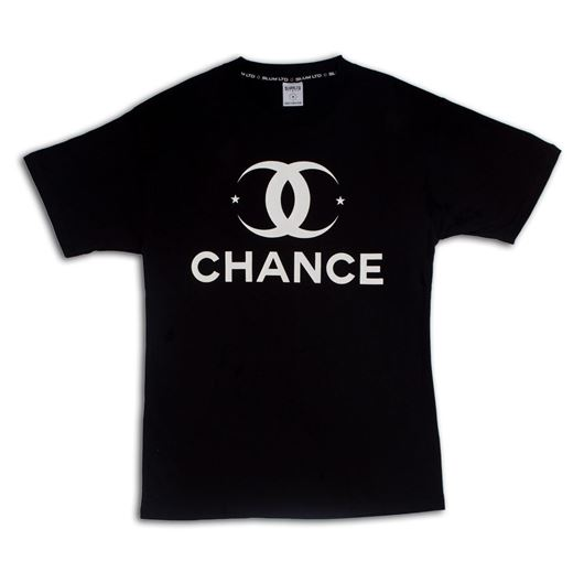Picture of Chance Tee Black