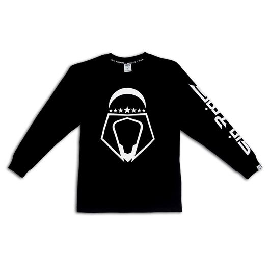 Picture of Arab Head L/S Tee Black