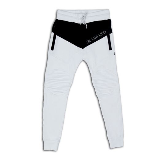 Picture of V-Track Sweatpant White