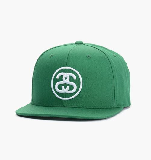 Picture of SS-Link SP16 Cap Kelly Green