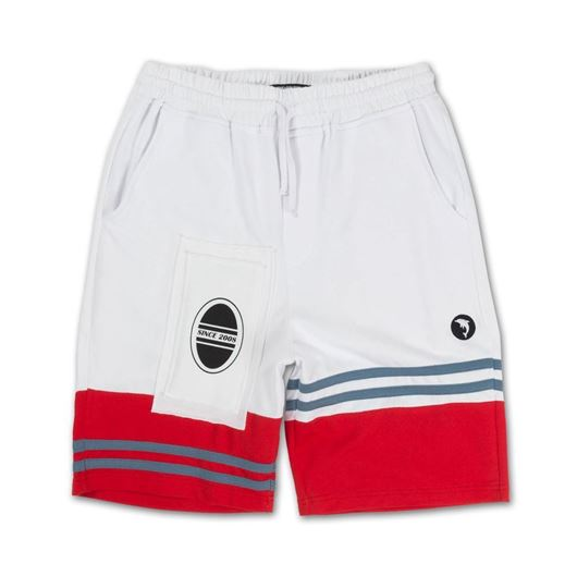 Picture of DMS TRACK SHORT White