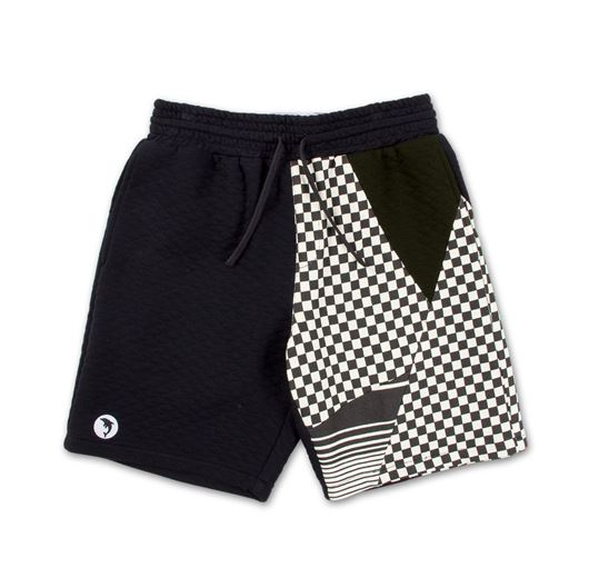 Picture of VISIONS QUILTED SHORT Black