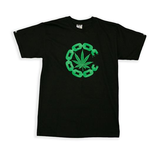 Picture of CRONIC Tee Black