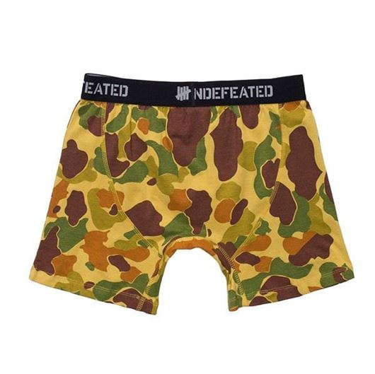 Picture of Undefeated Su16 Boxer Shorts Camo
