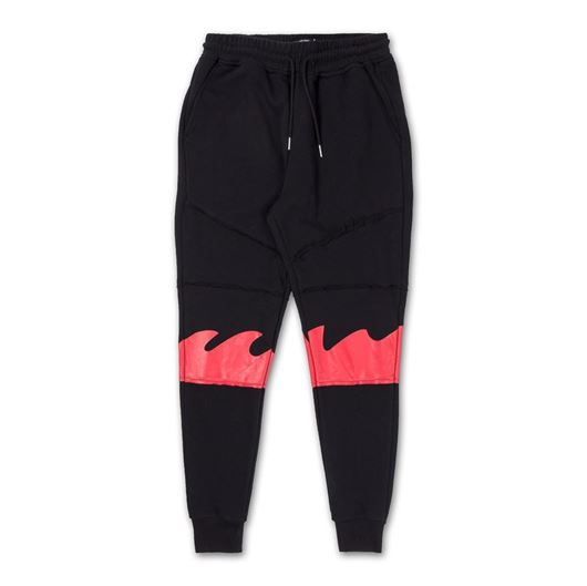Picture of WAVES SWEATPANT Black