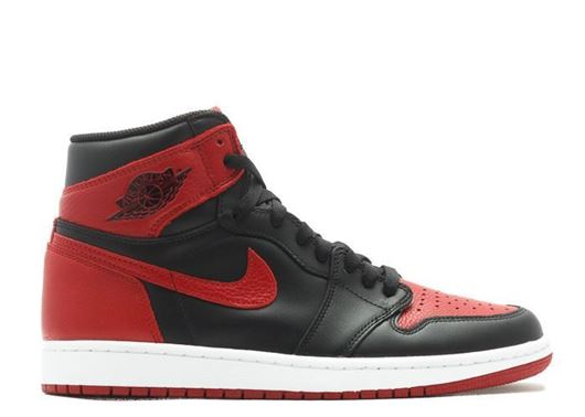 Picture of Air jordan 1 retro high og Banned