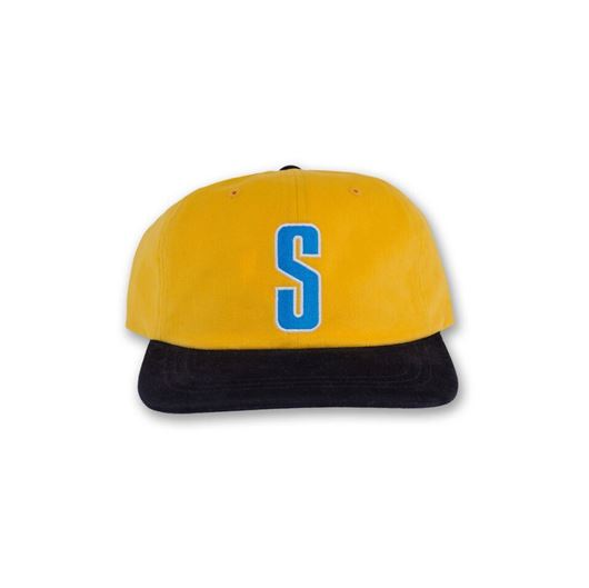 Picture of Vintage S Logo Cap Gold