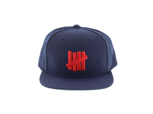 Picture of 5 Strikes Cap Navy