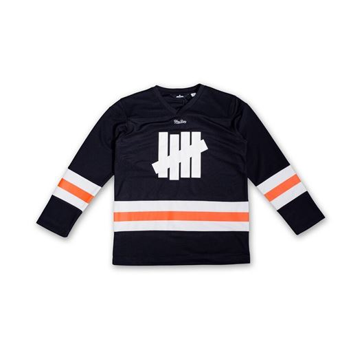 Picture of Shultz L/S Jersey Black