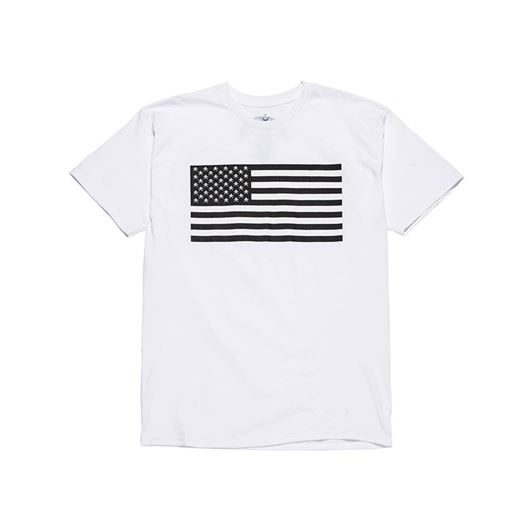 Picture of MAVERICK Tee White