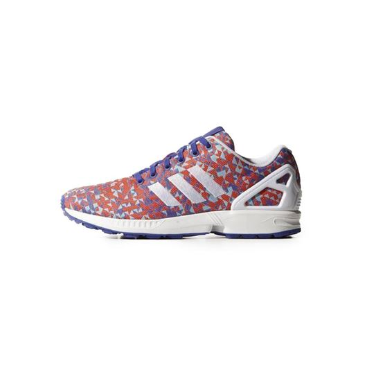 Picture of ZX Flux Weave Night Flash/White/Black
