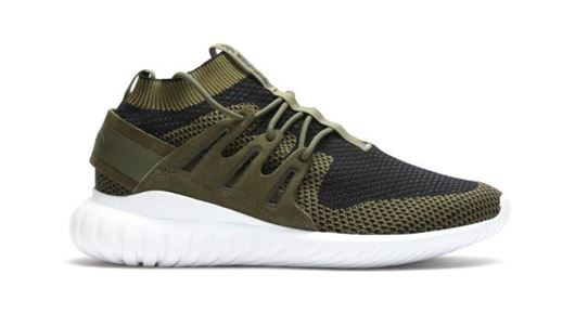Picture of Tubular Nova Primeknit Olive Cargo/Core Black/Vintage