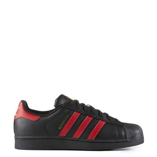 Picture of Superstar Core Black/Scarlet/Gold Metal