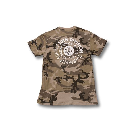 Picture of 360 Flocked Tee Badlands
