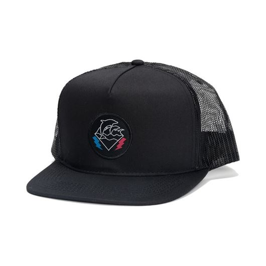 Picture of WAVE CREW TRUCKER Black