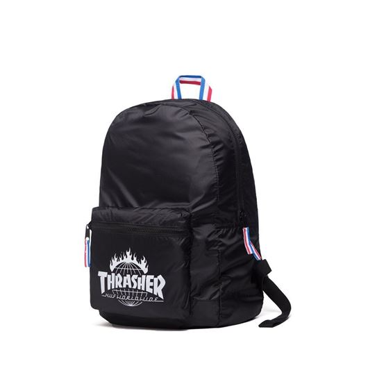 Picture of Thrasher TDS Packable Backpack Black