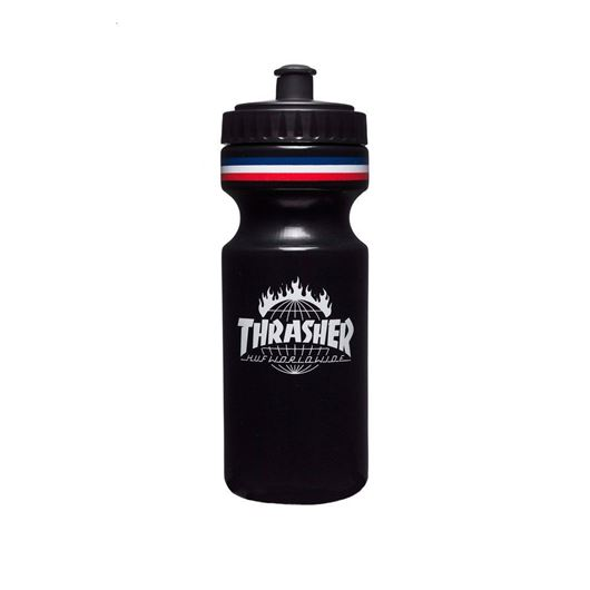 Picture of Thrasher Water Bottle Black