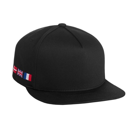 Picture of Thrasher TDS Snapback Black