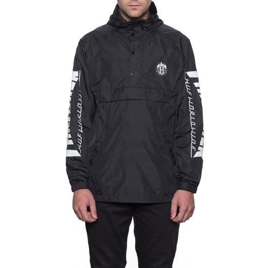 Picture of Thrasher TDS Anorak Black