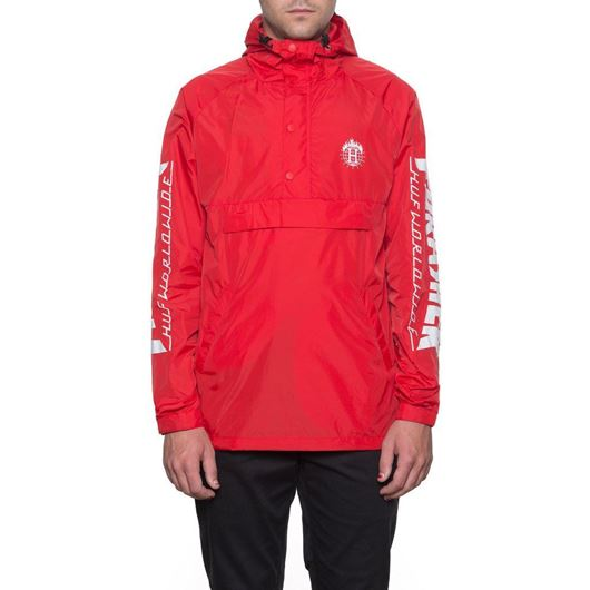 Picture of Thrasher TDS Anorak Red