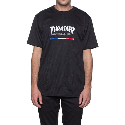 Picture of Thrasher TDS Jersey Black