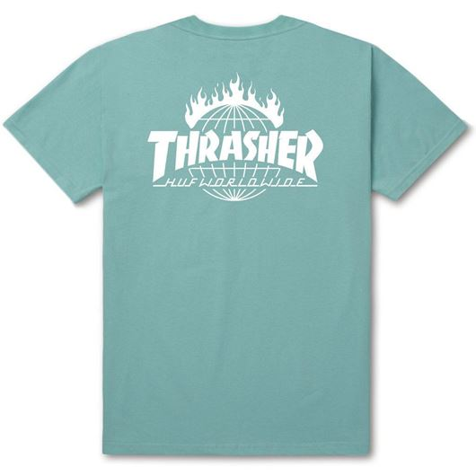 Picture of Thrasher TDS Tee Mint