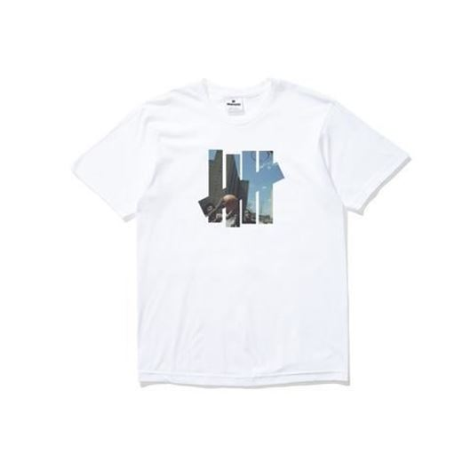 Picture of Youth 5 Strike Tee White
