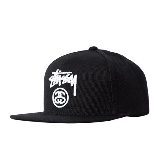 Picture of Stock Lock Ho16 Cap Black